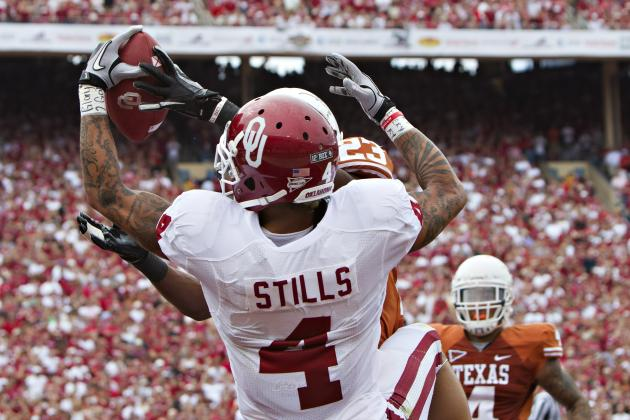 Kenny Stills: 5 Things You Need to Know About the Oklahoma WR