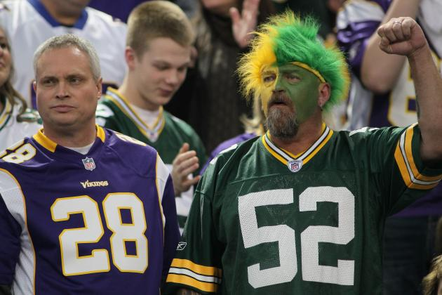 Power Ranking the Vikings 2013 Schedule from Easiest to Hardest Games