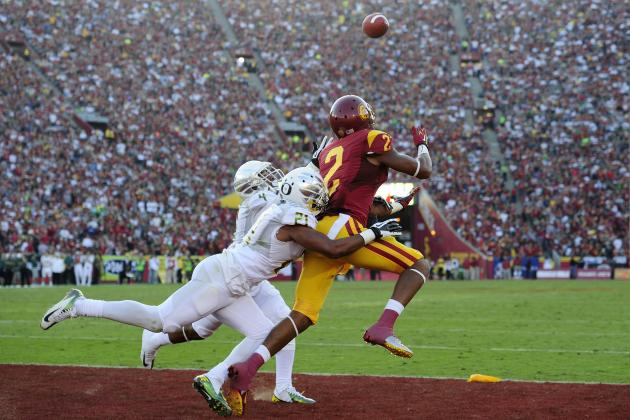 Robert Woods: 5 Things You Need to Know About the USC WR