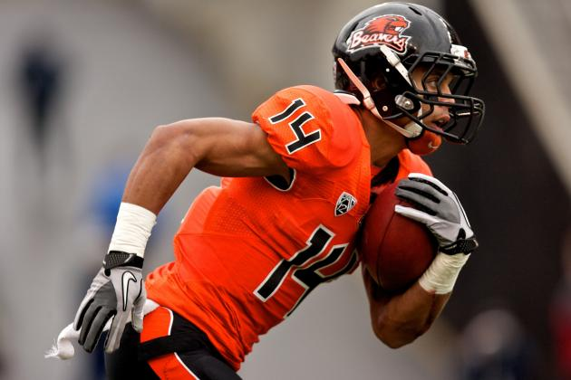 Jordan Poyer: 5 Things You Need to Know About the Oregon State CB