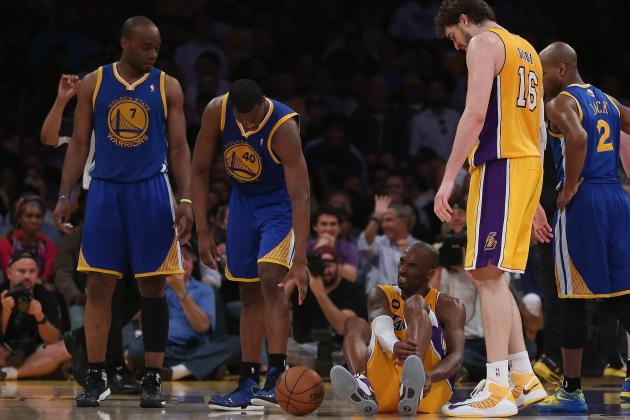 NBA Injury Report: Who's Hurting Most Heading into the 2013 Playoffs?