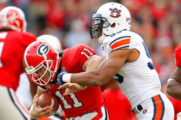 Corey Lemonier: 5 Things You Need to Know About the Auburn DE