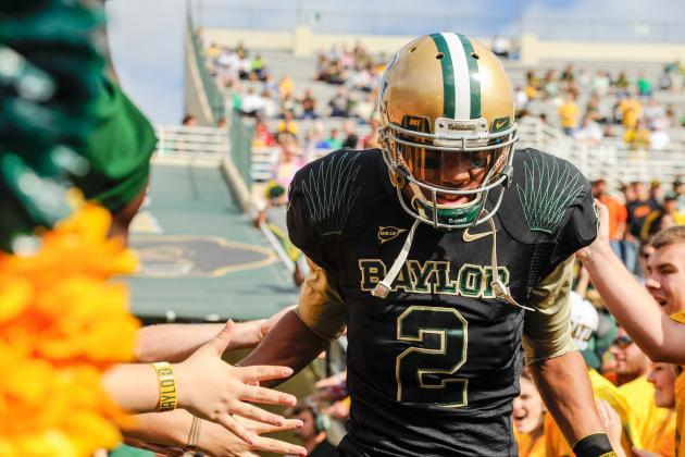 Terrance Williams: 5 Things You Need to Know About the Baylor WR