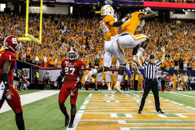 Tennessee Football 2013 NFL Draft Tracker and Analysis