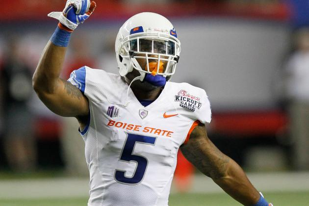 Tennessee Titans 2013 Mock Draft: 7 Round Predictions, 1 Week Ahead of Draft