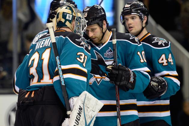 Breaking Down Potential First-Round Foes for San Jose Sharks