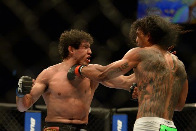 UFC on Fox 7 Results: Top 25 Pound-for-Pound Fighters in the UFC