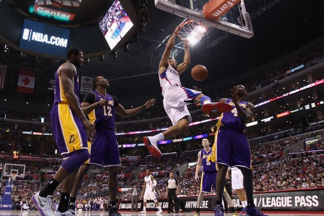 25 Best Dunks of the 2012-13 NBA Season