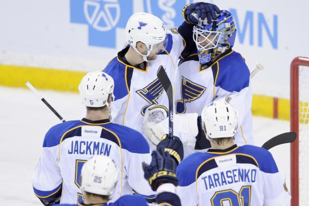 St. Louis Blues: Complete Guide to the Blues Playoff Push