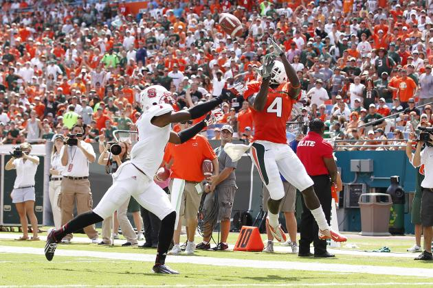 David Amerson: 5 Things You Need to Know About the NC State CB