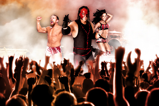 WWE Bracketology Part IV: Greatest Entrance Theme of All Time