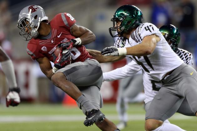 Marquess Wilson: 5 Things You Need to Know About the Washington State WR