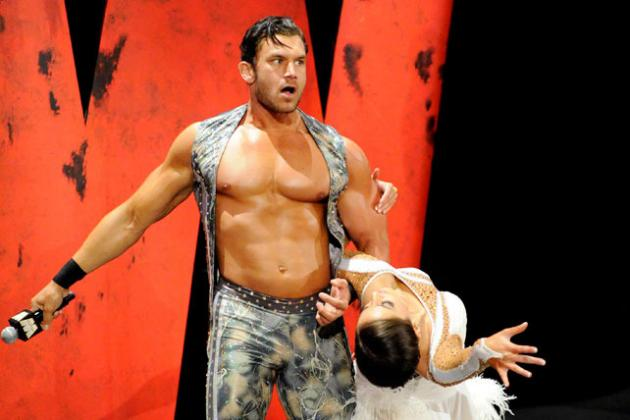 Fandango, TNA, Batista, ESPN's Bomani Jones & More from the Kings of Sport