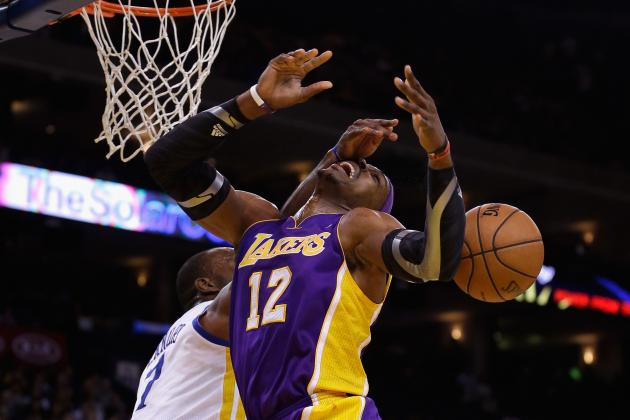 Blueprint for LA Lakers to Combat Hack-a-Dwight During 2013 Playoffs