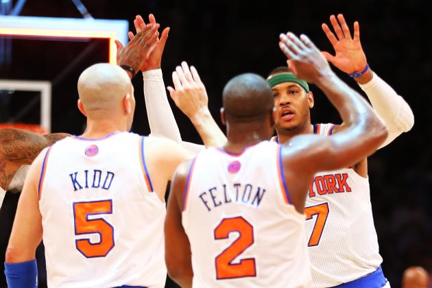 Complete Guide to NY Knicks Postseason