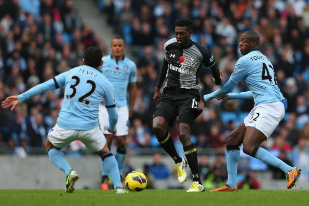 Tottenham Hotspur vs. Manchester City: 4 Key Battles to Watch