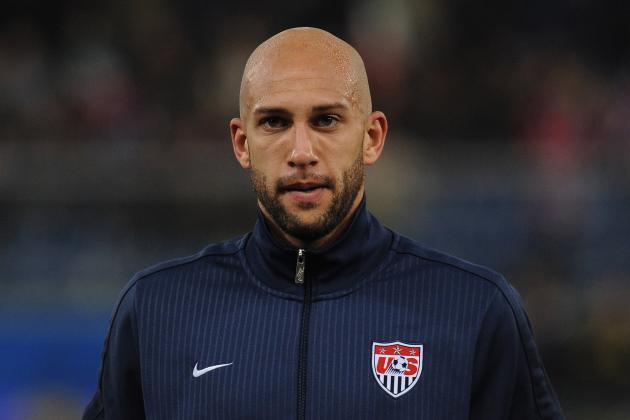 Tim Howard and the 7 Best US International Goalkeepers of All Time