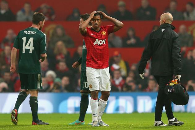 Imagining a Manchester United Season Without Nani's Red Card
