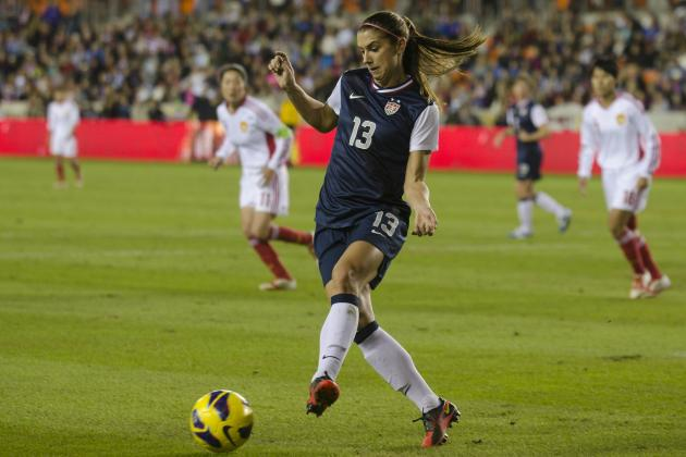Projecting the U.S. Women's Soccer Starting Lineup at World Cup 2015