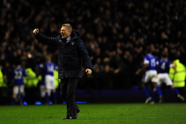 David Moyes' 5 Biggest Achievements at Everton