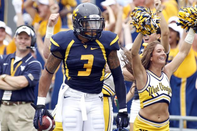 Stedman Bailey: 5 Things You Need to Know About the West Virginia Wide Receiver