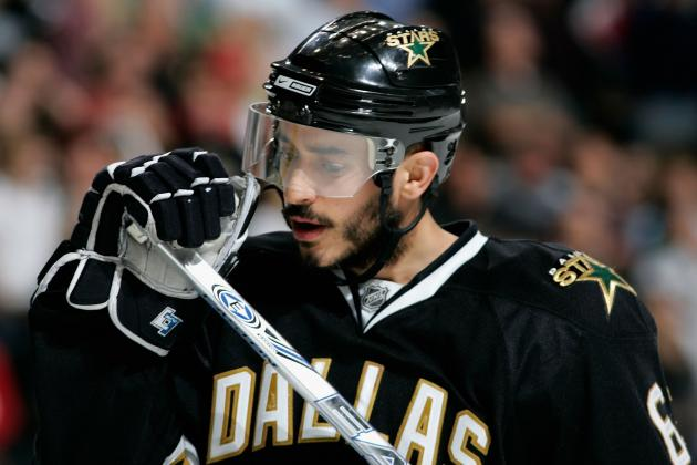 NHL Players Who Would Look Awful with a Playoff Beard