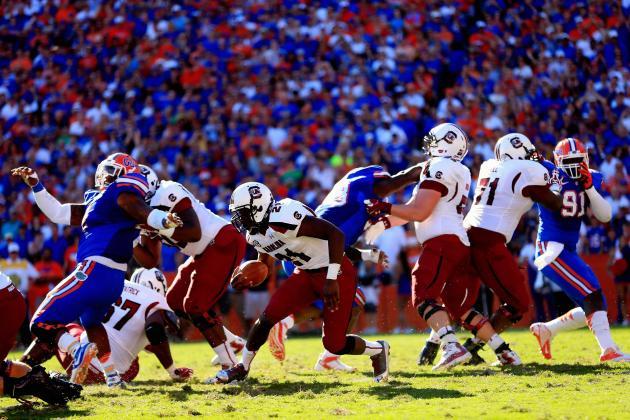South Carolina Football 2013 NFL Draft Preview