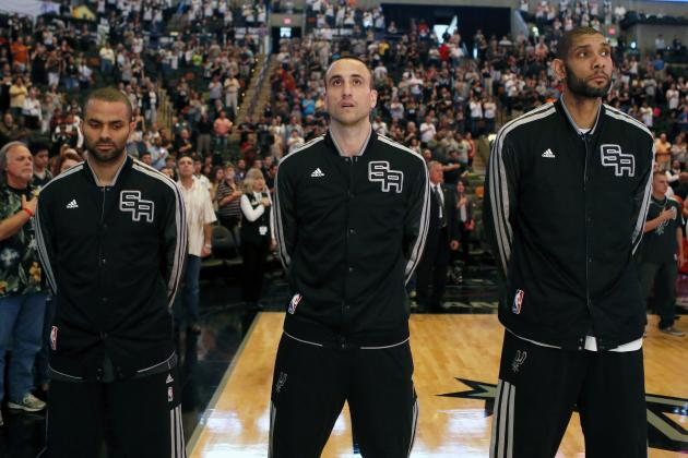 Complete Guide to San Antonio Spurs Postseason