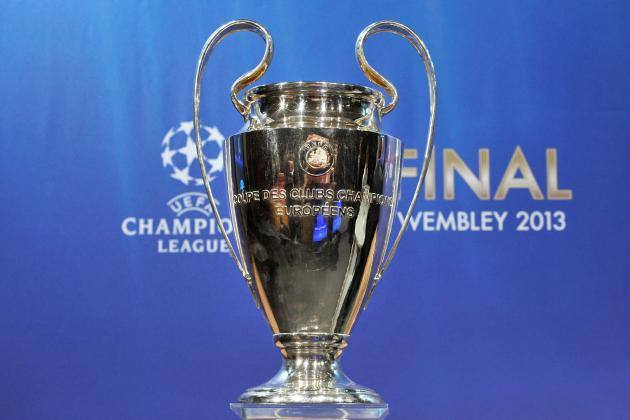 5 Early Favorites to Win the Champions League Next Season