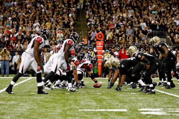 Power Ranking the Atlanta Falcons' 2013 Schedule from Easiest to Hardest Games