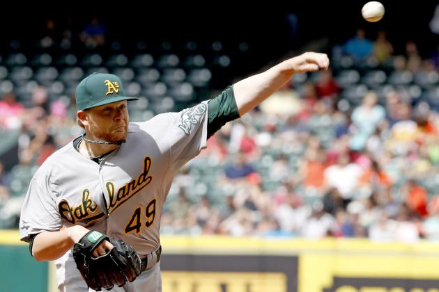Oakland A's: 5 Things to Look for in Upcoming Series vs. Tampa Bay Rays