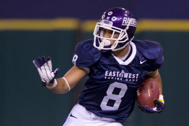 Jasper Collins: Video Highlights for Former Mount Union WR