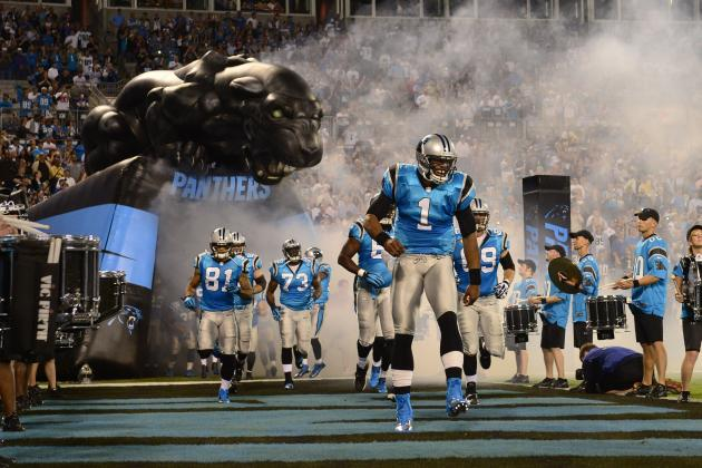 Power Ranking Carolina Panthers' 2013 Schedule from Easiest to Hardest