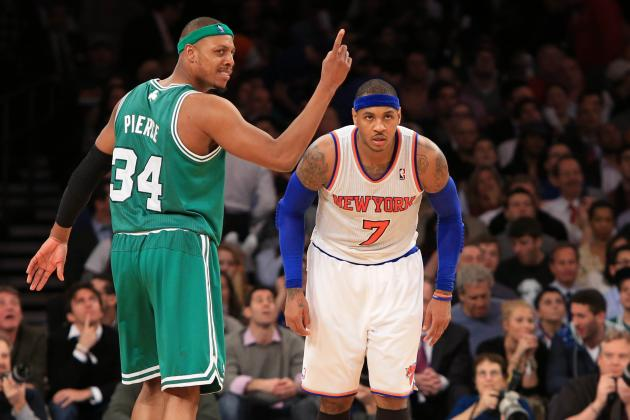 BOS vs. NYK: Game-by-Game Predictions