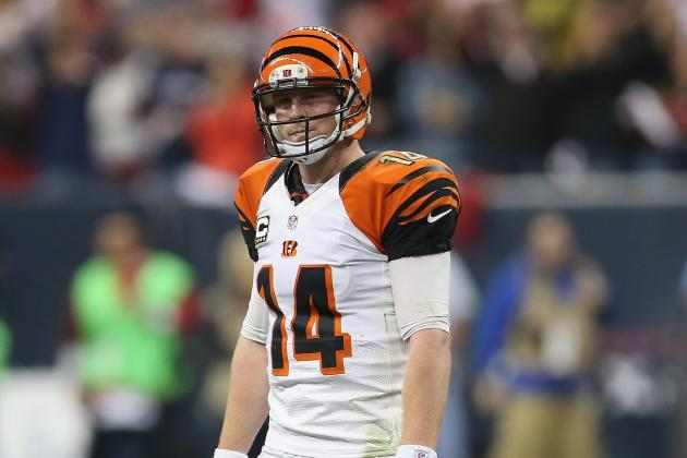 Power Ranking Bengals 2013 Schedule from Easiest to Hardest Games
