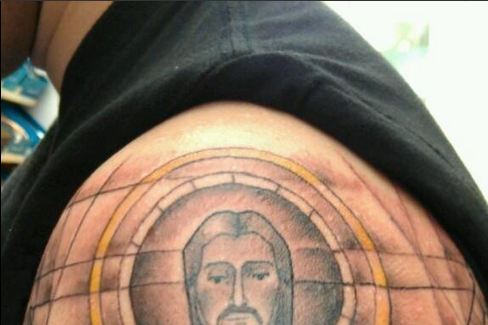 Notre dame tattoo pictures to pin on pinterest for Notre dame tattoos