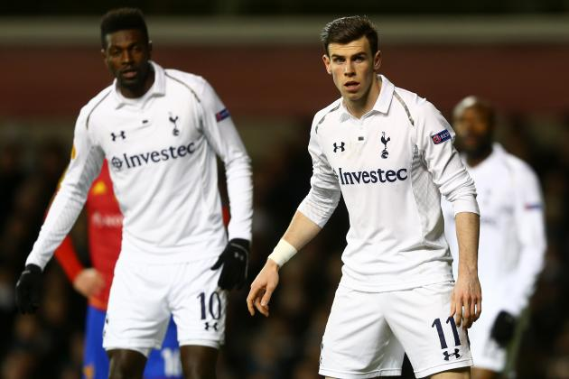 4 Potential Long-Term Replacements for Gareth Bale at Tottenham Hotspur