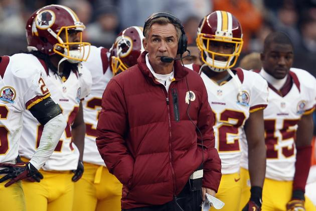 Power Ranking Washington Redskins' 2013 Schedule from Easiest to Hardest Games