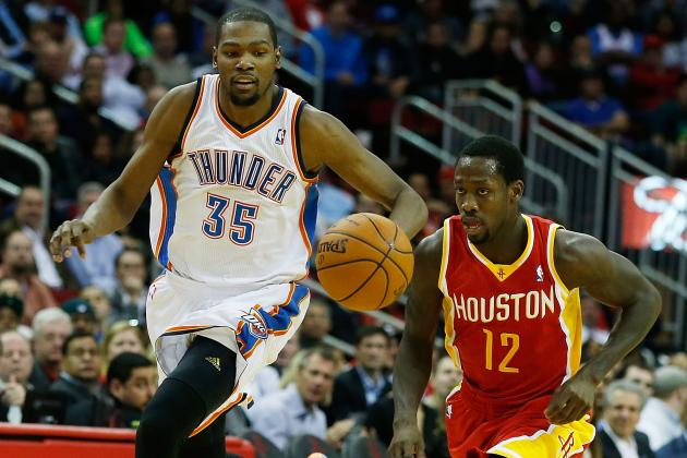 Game-by-Game Predictions for Houston Rockets' Series with Oklahoma City Thunder