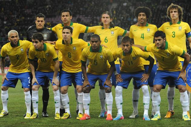 Picking a Brazil Team for the 2018 World Cup