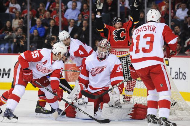 Ranking the 3 Most Disappointing Members on the Detroit Red Wings in 2013