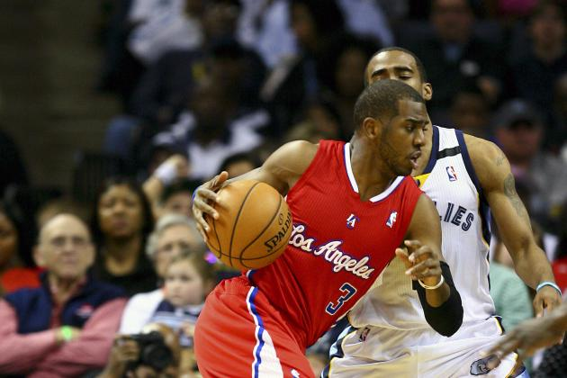 NBA Playoffs: How the Memphis Grizzlies Could Defeat the Los Angeles Clippers