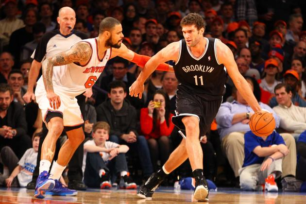 Ranking the NBA's Top Centers of 2012-13