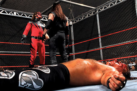 Ranking the 20 Best Steel Cage Matches in Pro Wrestling History