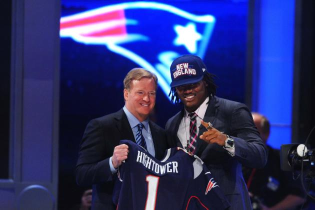 New England Patriots Big Board: Final Pre-Draft Update