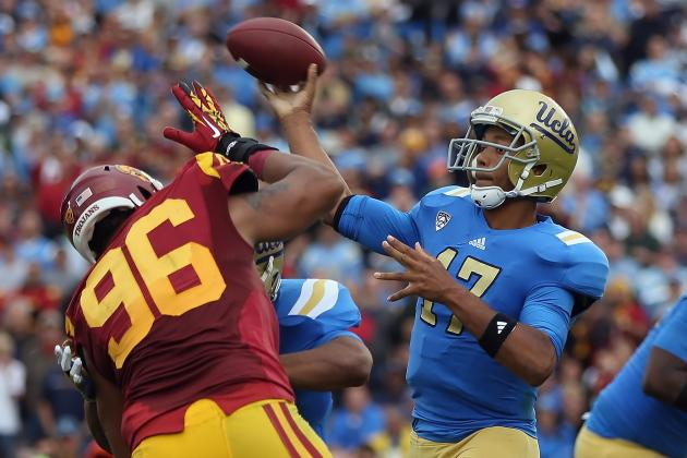 Wes Horton: Video Highlights for Former USC Defensive End