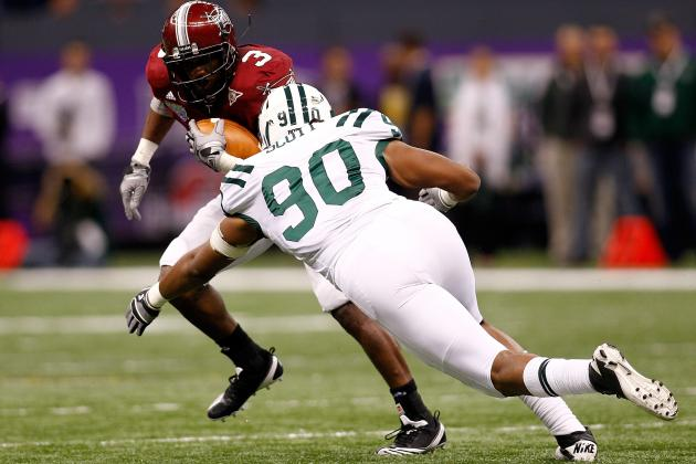 Tremayne Scott: Video Highlights for Former Ohio DE