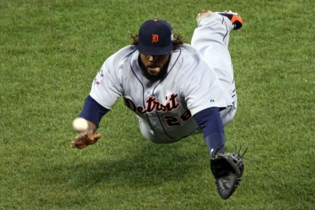 The 10 Worst MLB Fielders Among Everyday Players