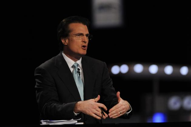 Breaking Down Mel Kiper Jr. and Todd McShay's Final Draft Projections for Jets