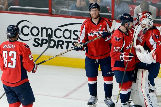 Ranking the 5 Most Crucial Players to Washington Capitals' Playoff Hopes